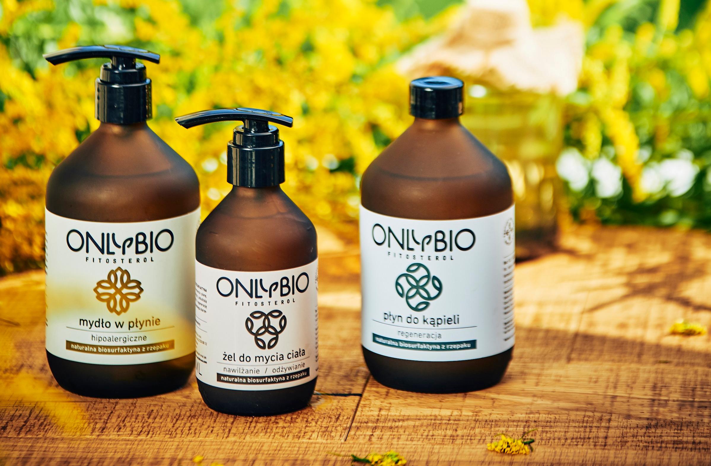 OnlyBio – siła naturalnych olejów do oczyszczania ciała i twarzy