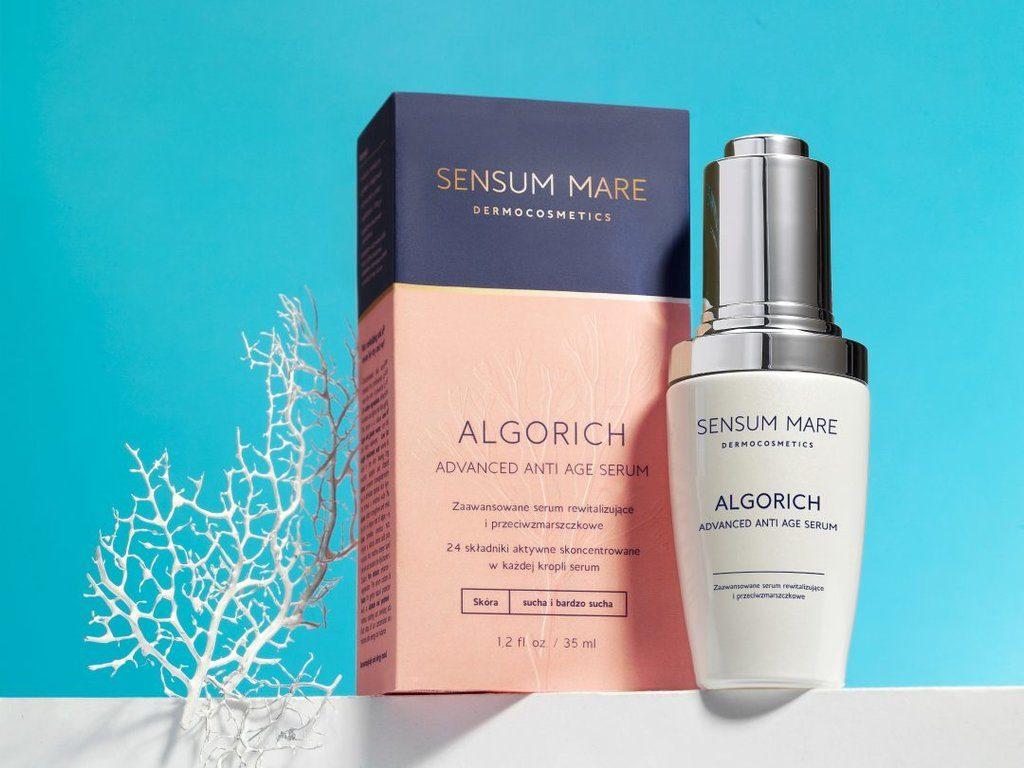 Sensum Mare Dermocosmetics – siła aktywnego serum