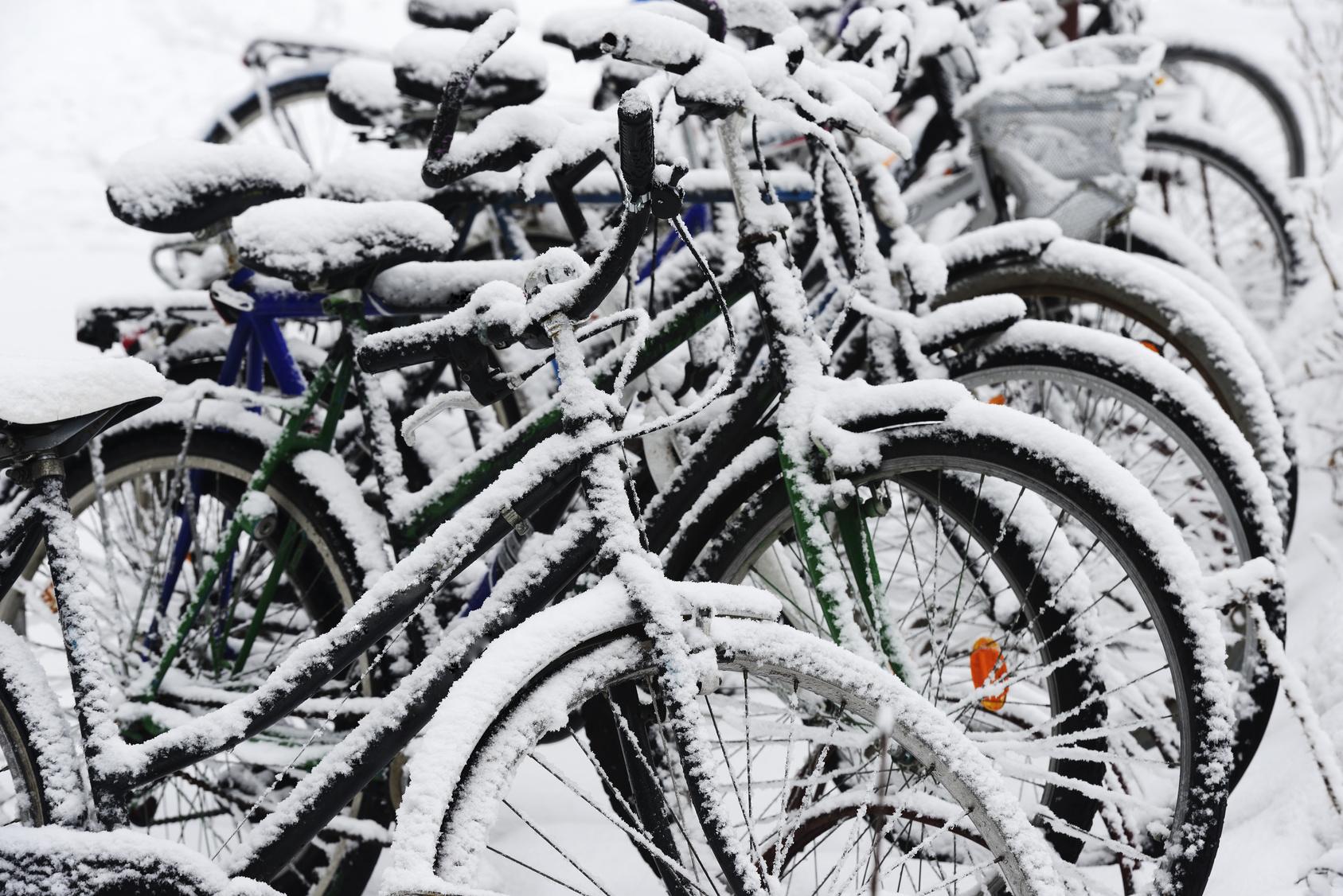 Jakie opony rowerowe na zimę? Podpowiadamy!