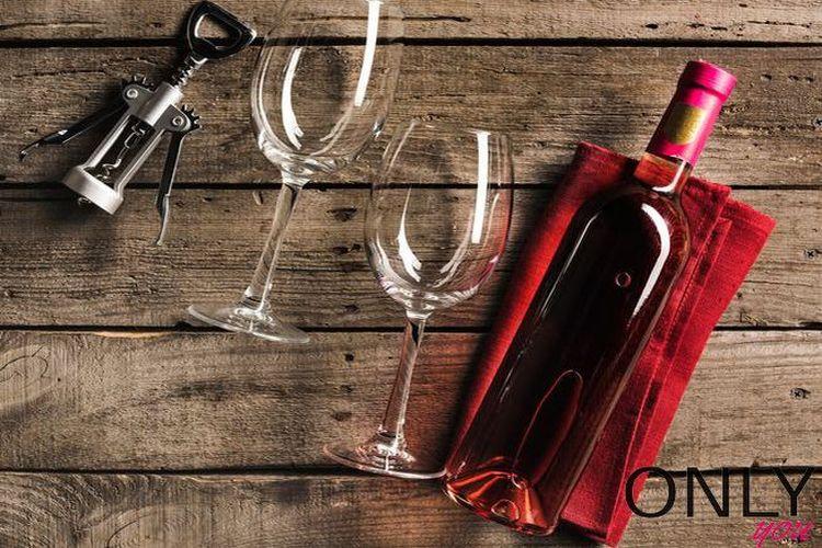 Kieliszki do wina są coraz większe!