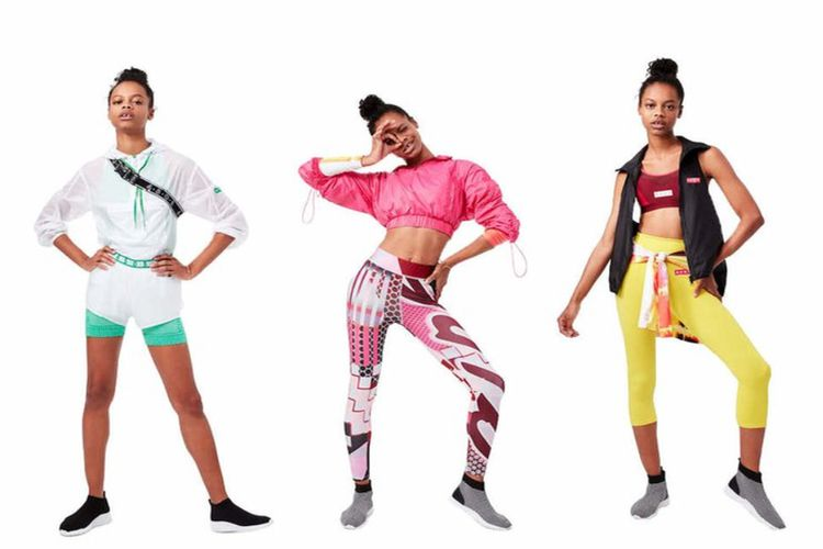 Kolekcja Fitness od ASOS
