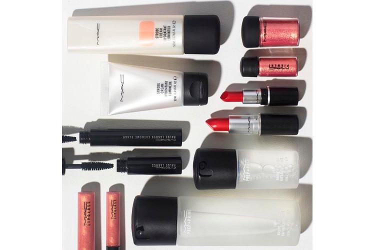 #LittleMAC czyli miniatury kosmetyków MAC
