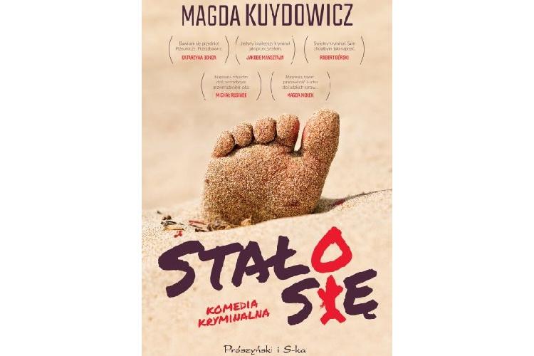 Recenzja książki: Stało się – Magda Kuydowicz