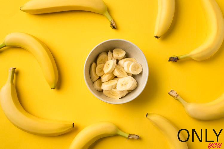 DIY: 3 pomysły na maseczkę z bananem