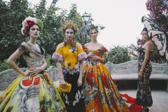 Sen nocy letniej Dolce & Gabbana