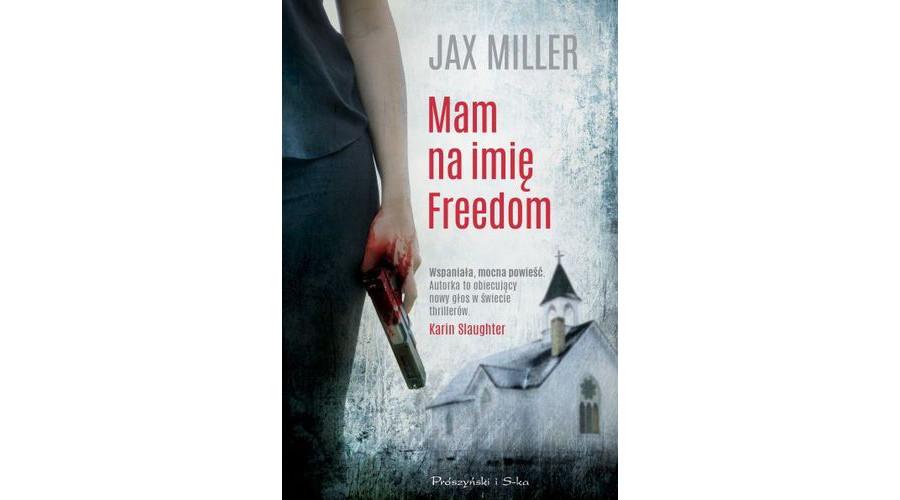 Zapowiedź na październik: Mam na imię Freedom