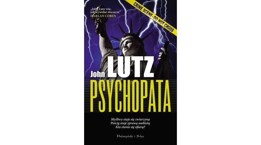 Zapowiedź na październik: Psychopata