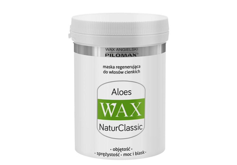 Maska do włosów Aloes Wax NaturClassic