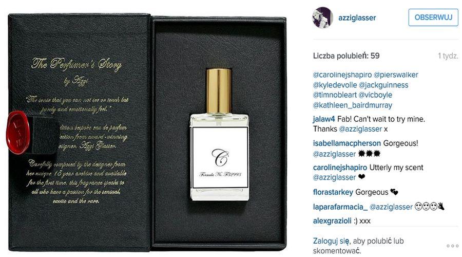 Czy wydałabyś 15 000 funtów na perfumy?