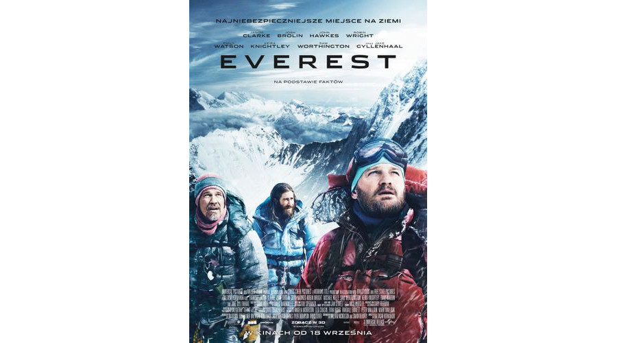 Recenzja filmu: Everest