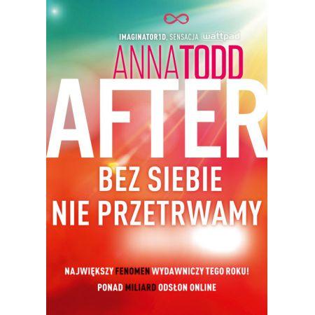 Recenzja książki: After 4. Bez siebie nie przetrwamy