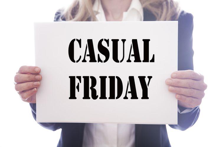 Casual Friday – czego nie ubierać