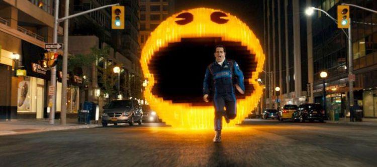 Recenzja filmu: Piksele