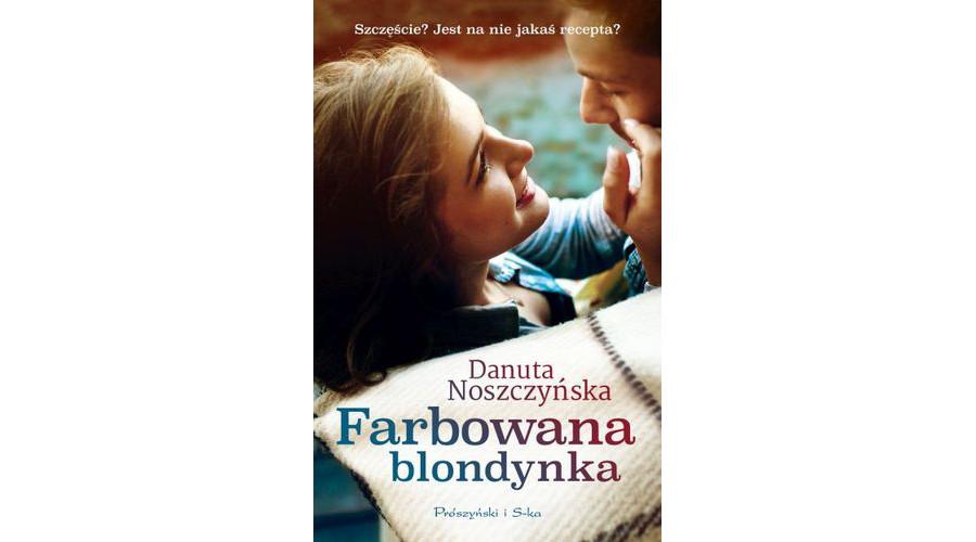 Recenzja książki: Farbowana blondynka