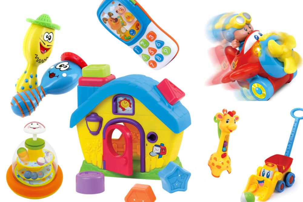 Zabawki edukacyjne Dumel Discovery