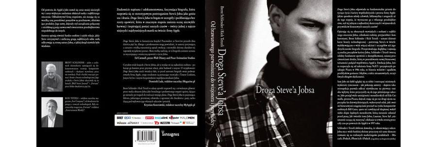 Zapowiedź książki: Droga Steve'a Jobsa