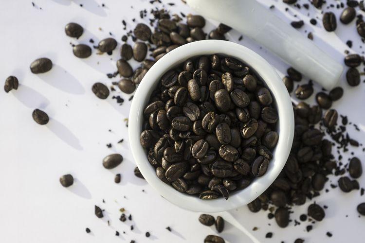 Domowa maseczka z kawy na zmęczoną skórę
