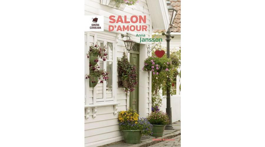 Recenzja książki: Anna Jansson – Salon D'Amour.