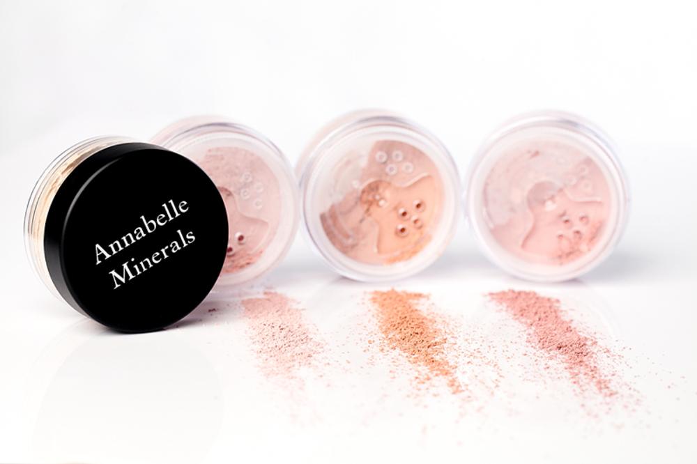 Annabelle Minerals kosmetyki mineralne do makijażu