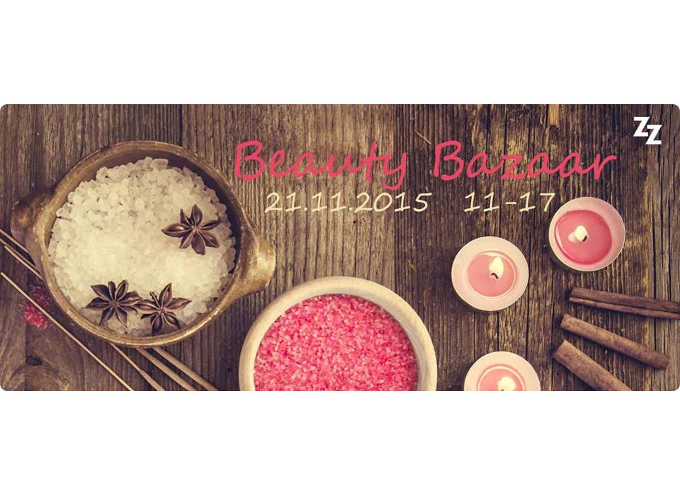 Zapraszamy na targi Beauty Bazaar 21 listopada