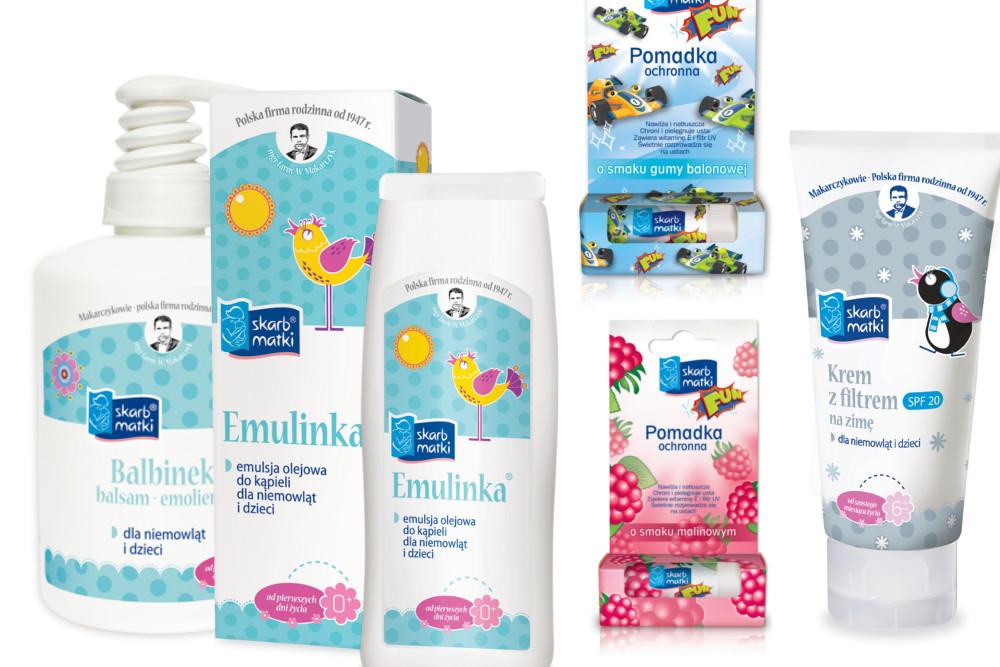 Jak pielęgnować skórę dziecka zimą