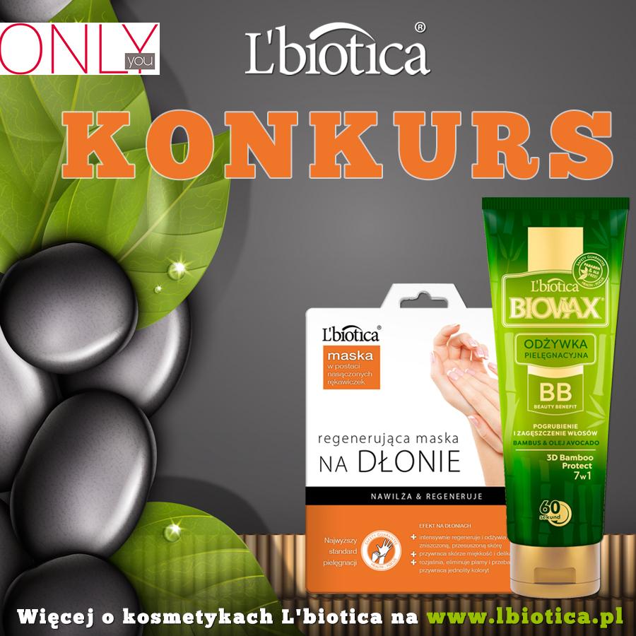 Konkurs z marką L'biotica – zakończony