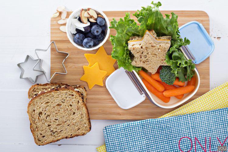 5 pomysłów na zdrowy lunch