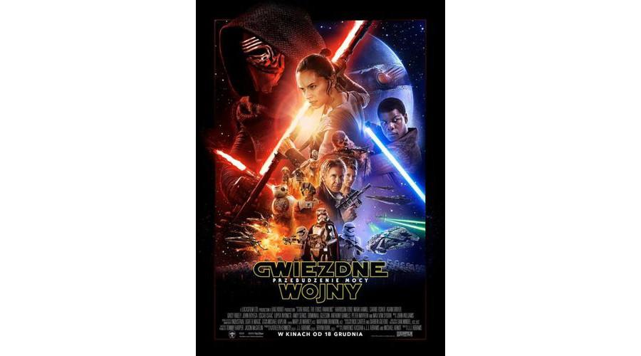 """""""Gwiezdne wojny: Przebudzenie Mocy"""" od piątku w Multikinie!"""