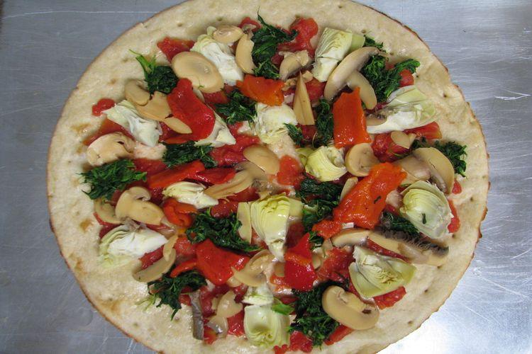 Najzdrowsza pizza na świecie