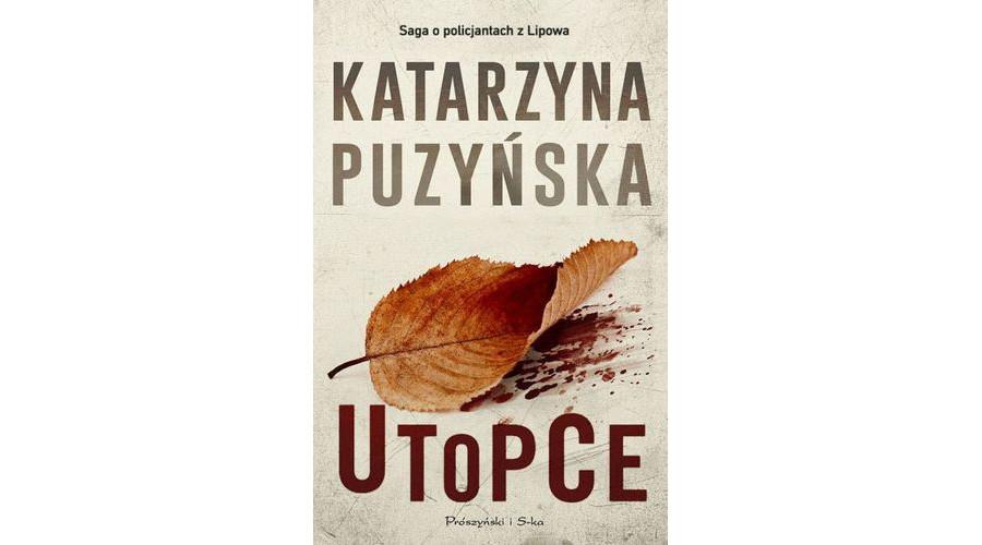 Recenzja książki: Utopce – Katarzyna Puzynska