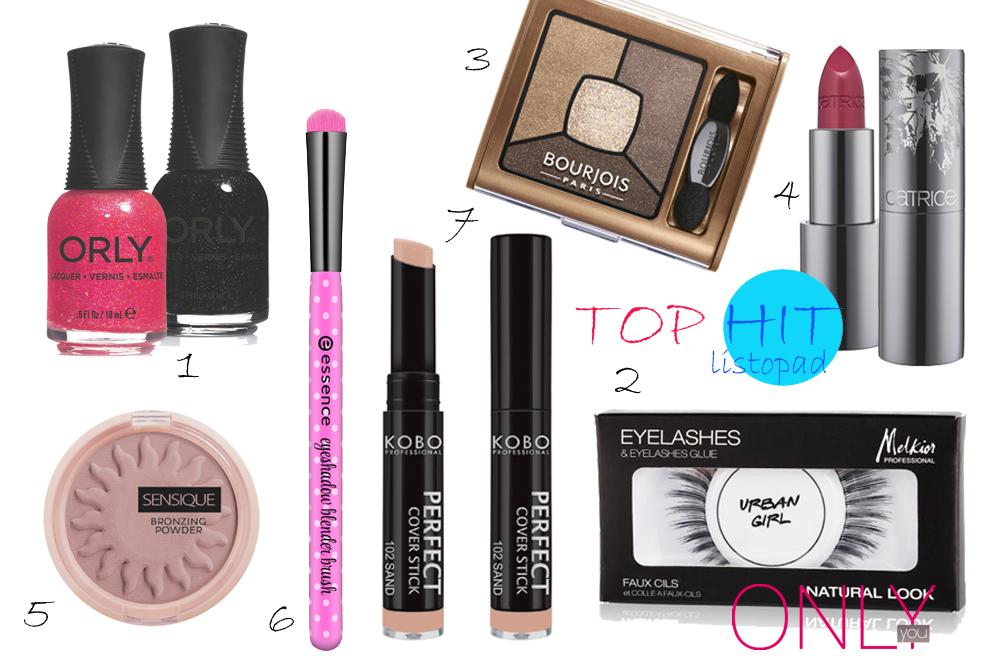 Kolorówka: najlepsze kosmetyki listopada
