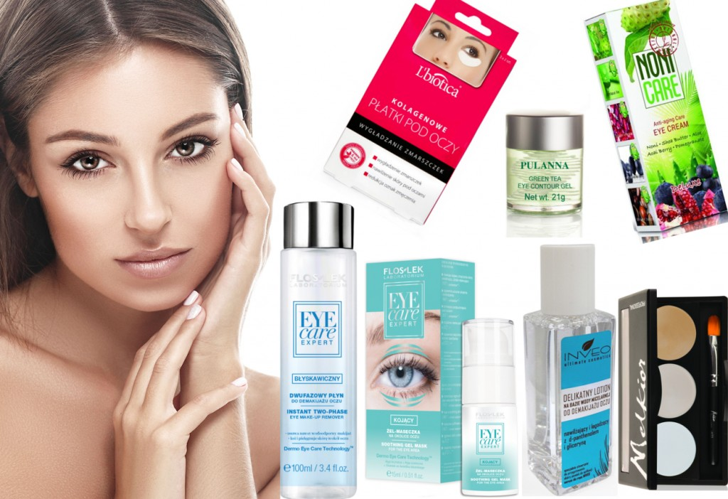 Jak dbać o okolice oczu