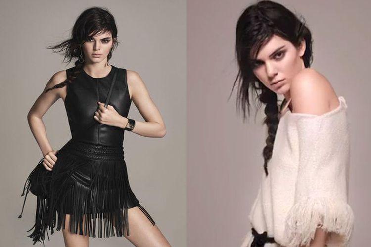 Kendall Jenner nową twarzą Mango