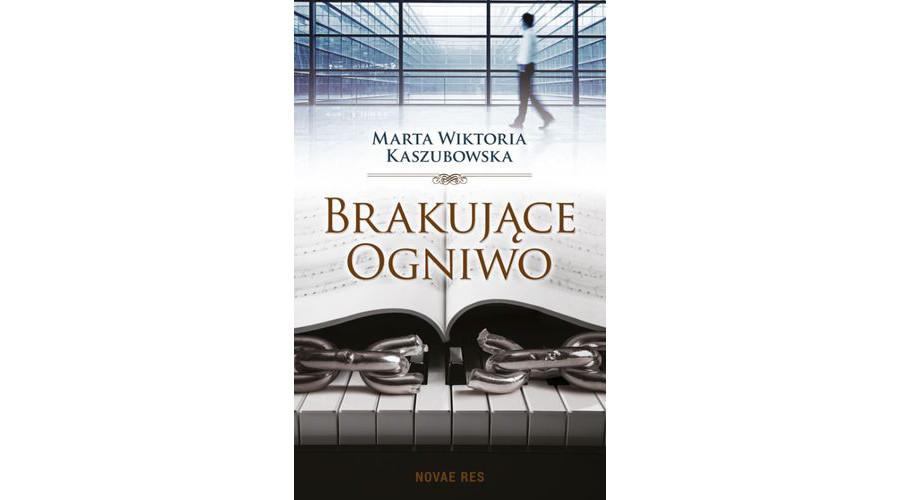 Recenzja książki: Brakujące ogniwo – Marta Wiktorka Kaszubowska
