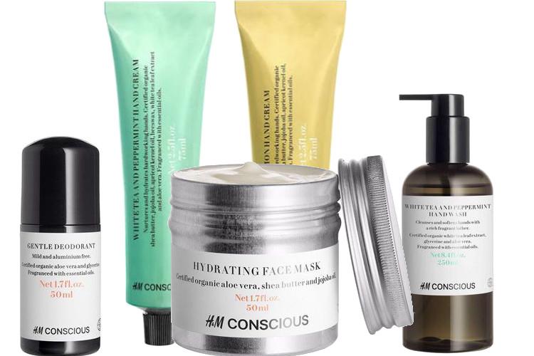 Kosmetyki organiczne od H&M