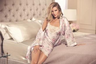 Luksusowa bielizna od Rosie Huntington-Whiteley
