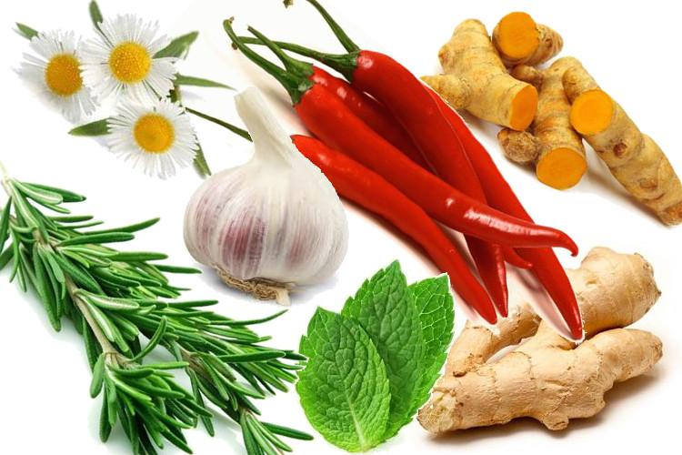 7 przypraw na zdrowie