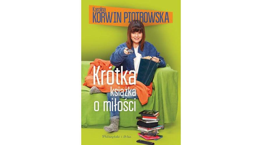 Zapowiedź na luty: Krótka książka o miłości – wydawnictwo Prószyński