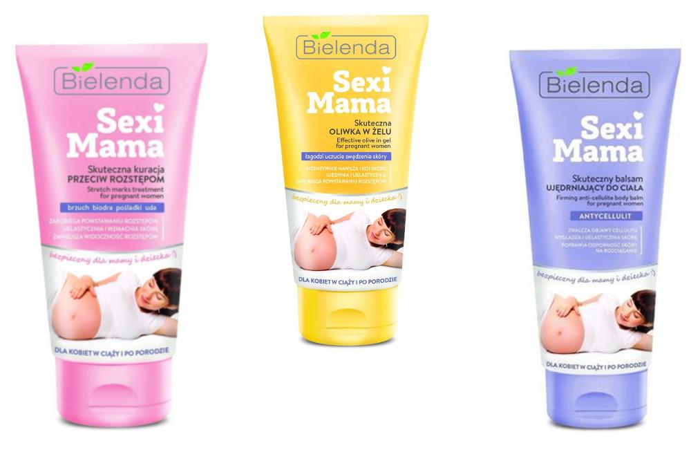 Kosmetyki Bielenda dla mam