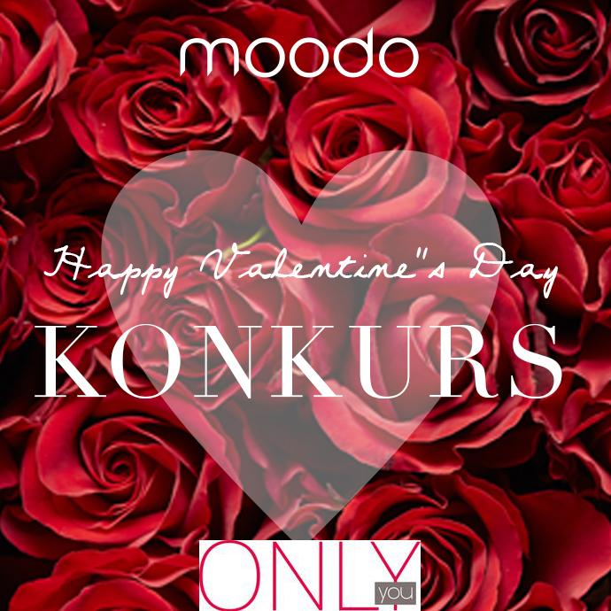 Walentynkowy konkurs z MOODO – zakończony