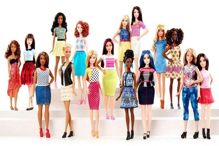 Lalka Barbie ma nowe kształty