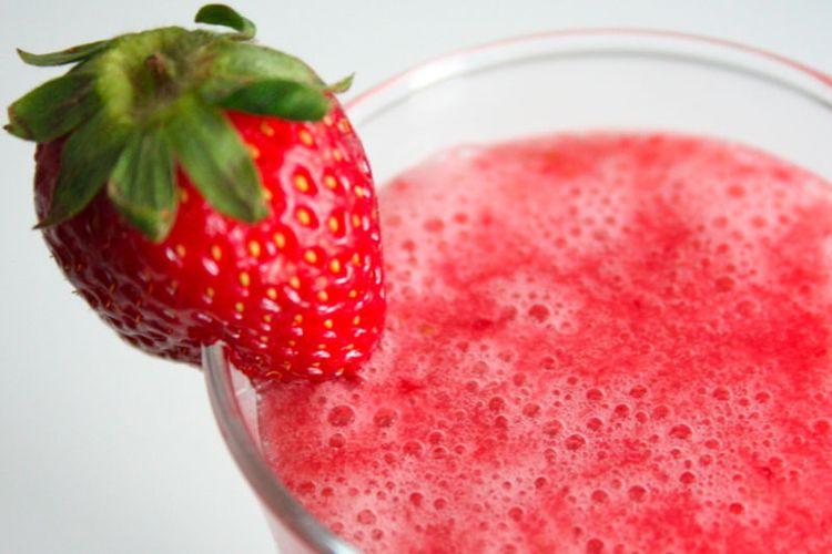 Owocowo – warzywne smoothie