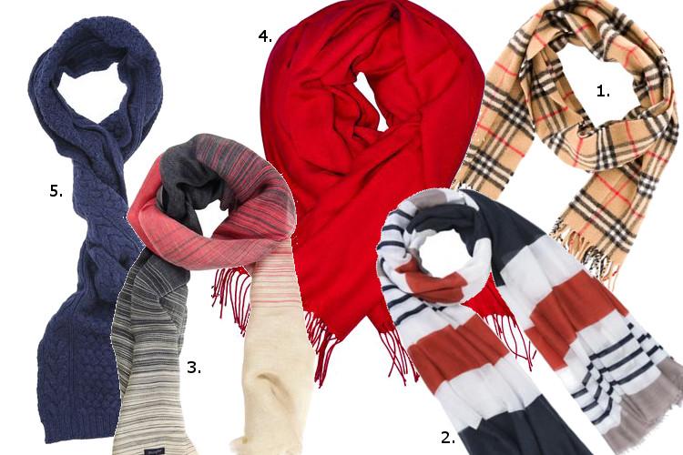 Jaki szalik na zimę?