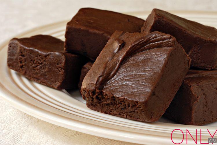 Zdrowsza wersja ciastek brownies