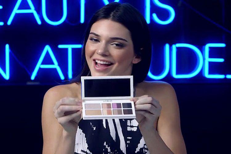 Paleta cieni od Estée Lauder i Kendall Jenner