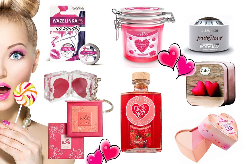 Kosmetyki w miłosnym nastroju – Walentynki 2016