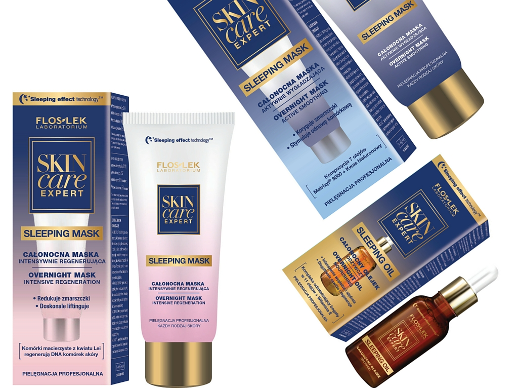 Skin Care Expert Floslek