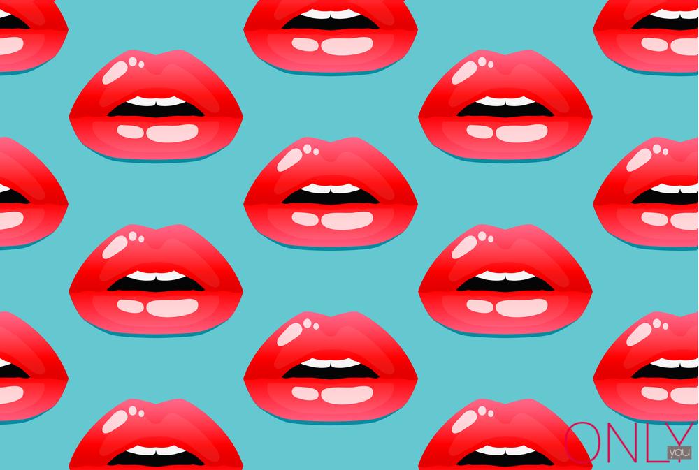 5 domowych sposobów na piękne usta