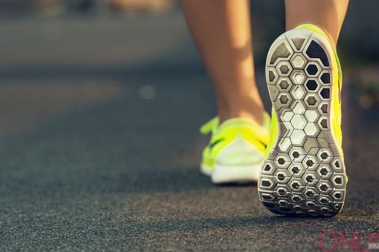 Lepiej chodzić niż biegać