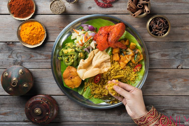 5 zalet kuchni hinduskiej